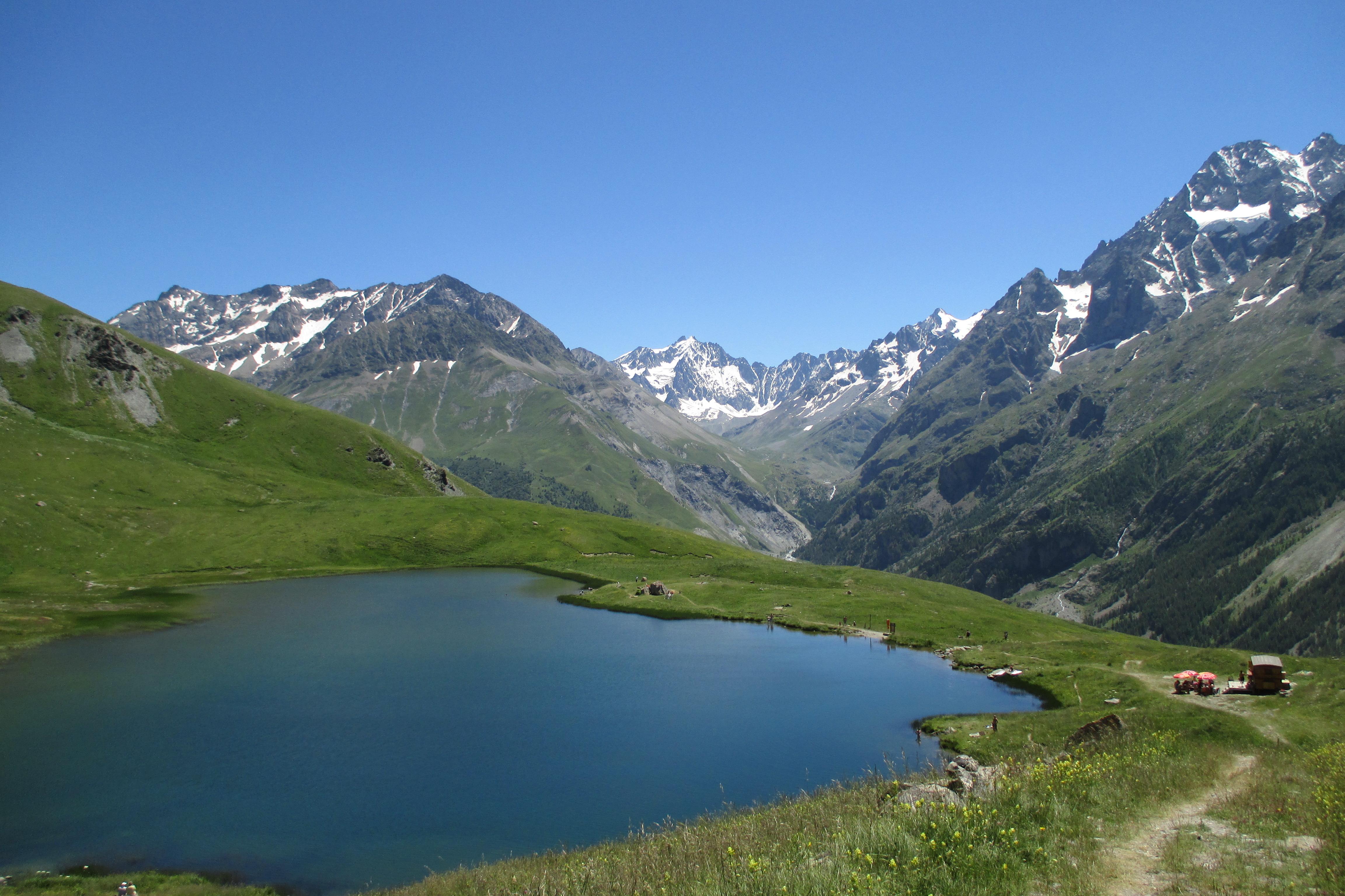 Lac du Pontet Villar d'Arène