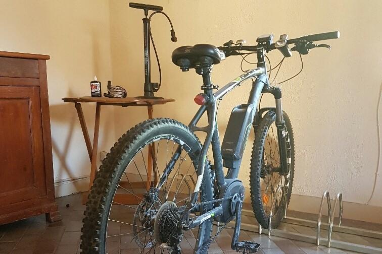 Gîte E-bike