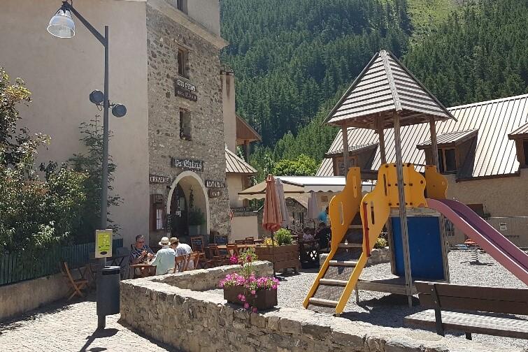 Gîte Terrace Village Villar d'Arène
