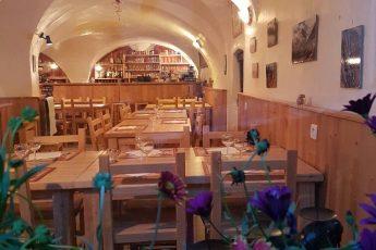 Restaurant Gîte Les Mélèzes